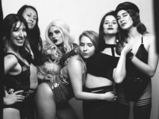 Playfulmag: This is the Berlin Strippers Collective
